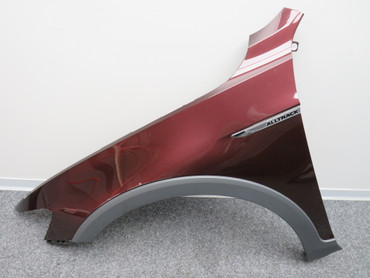 3G0821021A Original Kotflügel links LD3Y Crimson Red Metallic VW Passat 3G B8 – Bild 1