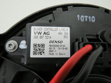 VW Gebläsemotor VW Passat 3G (B8) Arteon Tiguan 5NA (AD1) Klimaautomatik Denso – Bild 3