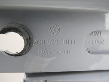 2G0823301D Original Scharniere Motorhaube L+R LB9Z White Silver VW Polo VI AW – Bild 3