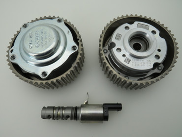 04C109088C Original Nockenwellenversteller Set 1,0 TSi CHZ CHY VW Polo VI AW – Bild 1