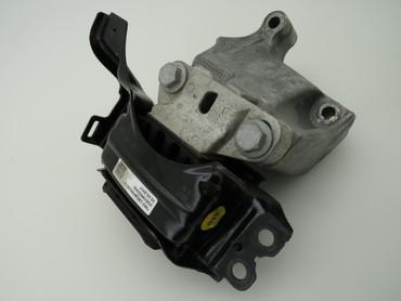 2Q0199555AD Original Getriebelager Halter 1,0 TSi Schaltgetriebe VW Polo VI AW – Bild 2