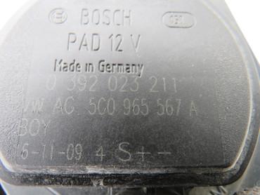 5G0965567A Original Zusatzwasserpumpe Kühlmittelpumpe Benzin VW Polo VI AW – Bild 3