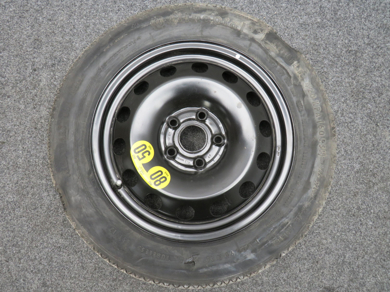 vw roue de secours pneu rechange compl te golf vii 7 5g 16 jante 3x16 ebay. Black Bedroom Furniture Sets. Home Design Ideas