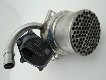 04L131512BG Original AGR Kühler Abgasrückführung TDi VW Touran II 5T Golf 7 VII – Bild 3