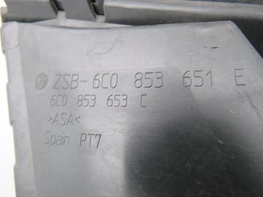 6C0853651E Original Kühlergrill Frontgrill Grill GTI Wabengitter VW Polo 6C – Bild 5