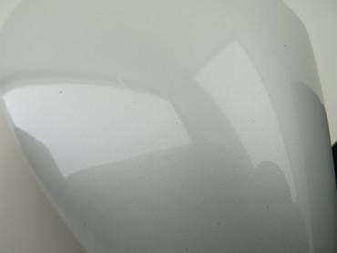 6C1857508C Orig Außenspiegel rechts elektr. Anklappbar L0K1 Oryxweiss VW Polo 6C – Bild 4