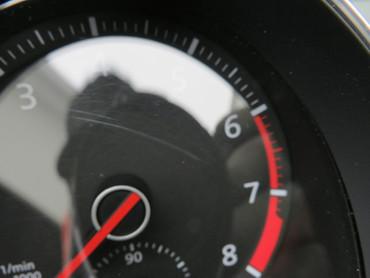 6C0920746A Original Tacho Kombiinstrument Chrom 280km/h Benzin VW Polo 6C GTI – Bild 4