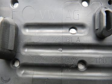 6C1723503C Original Edelstahl Pedalkappen incl Gaspedal VW Polo 6C GTI Audi A1 – Bild 3