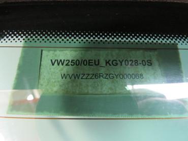 6C6827025 Original Heckklappe Kofferraumdeckel L0K1 Oryxweiss VW Polo 6C GTI – Bild 5