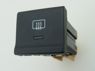 6C0959621A Original Schalter Heckscheibenheizung Heizung Taster VW Polo 6C – Bild 1