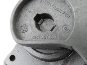 6Q0907511D Original Stellmotoren Klimaautomatik Set Servomotor VW Polo 6C – Bild 5