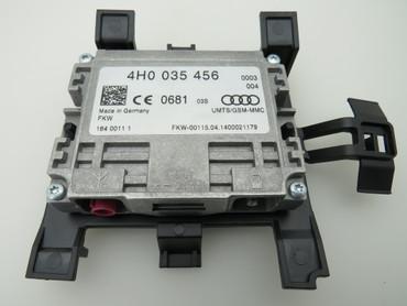VW Golf 7 VII 5G Verstärker Signalverstärker Mobilfunk-Compenser 4H0035456