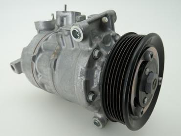 Klimakompressor für VW Golf 7 VII GTI 2.0 TSI TFSI 5Q0820803 Denso – Bild 1