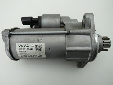 Original VAG Anlasser Starter 2.0 tSI DSG 02E911024B VW Golf 7 GTI Tiguan 5N T6 – Bild 1