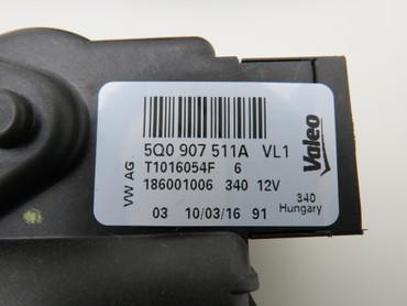5Q0907511K Original Stellmotoren Set Heizung Klimaautomatik VW Golf 7 VII – Bild 4