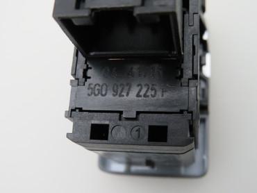 5G0927225F Original Schalter EPB Parkbremse Autohold VW Golf 7 VII 5G Variant – Bild 2