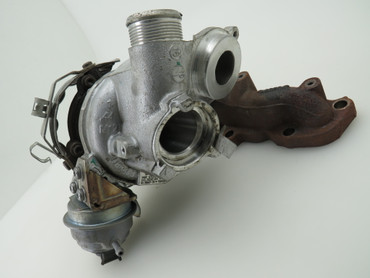 04L253016H Original Abgasturbolader Turbo 1,6 TDi VW Golf 7 VII Touran II 5T – Bild 4