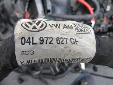 04L972627GP Original Motorkabelbaum Kabelsatz 1,6 TDi DDYA VW Golf Sportsvan – Bild 2