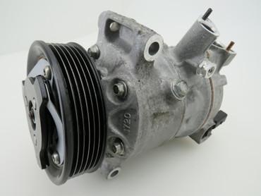 Klimakompressor FSI TFSI VW Caddy 2K EOS 1F Golf 6 VI 5K Scirocco 13 Tiguan 5N – Bild 1