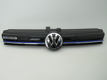 5G0853651BE Original Kühlergrill Frontgrill Grill BlueMotion VW Golf 7 Facelift – Bild 1