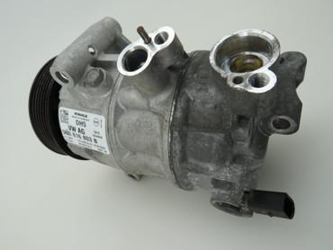 5Q0816803B Original Klimakompressor Benzin VW Golf 7 5G Passat 3G B8 Touran 5T – Bild 1