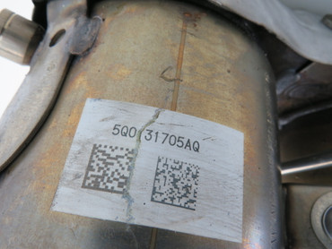 04L131670K 2,0 TDI Diesel Partikelfilter DFG VW Passat 3G B8 Arteon Tiguan lang – Bild 4