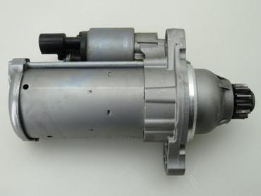 02M911024Q Anlasser Starter Bosch 1,5KW 1,0 1,2 TSi VW Golf 7 VII Polo VI AW – Bild 2
