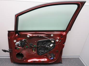 510831056Q Original Tür Türblech vorne rechts Beifahrertür rot VW Golf Sportsvan – Bild 6