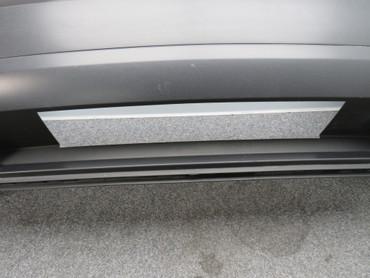 7P6807421B Original Stoßstange hinten schwarz Stoßfänger AHK PDC VW Touareg 7P – Bild 8