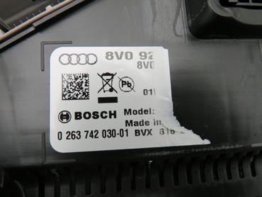 Original Active Info Virtual Cockpit Tacho Kombiinstrument Bastler Audi A3 8V – Bild 6