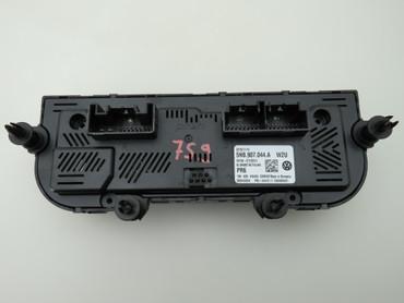 5NB907044A Original Klimabedienteil Sitzheizung Standheizung VW Tiguan II AD1 – Bild 4