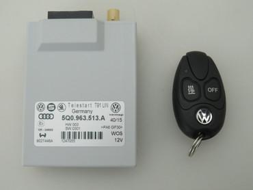 5Q0963513A Original Standheizung Fernbedienung Steuergerät VW Tiguan II AD1 5NA – Bild 1