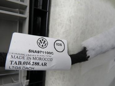 5NA867501Q Original Himmel Formhimmel Panoramadach grau VW Tiguan II AD1 – Bild 10