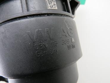 03N115389A Original Ölfiltergehäuse mit Ölkühler 2,0 TDi VW Tiguan II AD1 Arteon – Bild 4
