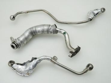 03N145140M Original Ölleitungen Turbo Schläuche Vorlauf Rücklauf VW Tiguan AD1 – Bild 1