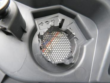 VW Scirocco 138 Türverkleidung Set vorne hinten links rechts Stoff ceramique – Bild 3