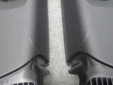 A B C Säulenverkleidung links rechts schwarz Set VW Scirocco 13 R-Line – Bild 4