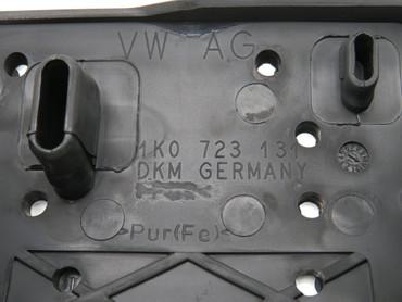 Pedalkappen Bremspedal Gaspedal Edelstahl original DSG VW Scirocco 13 – Bild 2