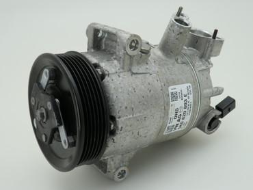 Original VW Klimakompressor erst 145km 2.0 Tdi 5K0820803E Delphi – Bild 1