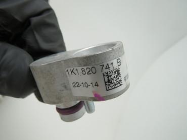 Original Klimaleitung VW Scirocco 2.0 TDI CUU Set 1K1820741B 1K1820721CG 743FS – Bild 5