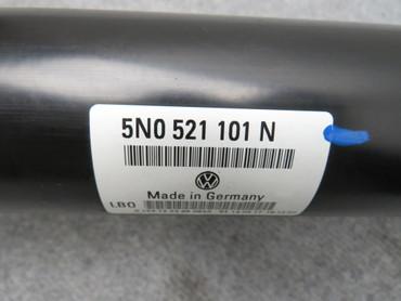 5N0521101N Original Kardanwelle VW Tiguan 5N2 4Motion Audi Q3 8U Quattro – Bild 5