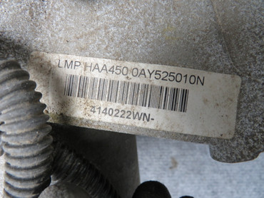 0AY525010N Original Hinterachsdifferenzial / Haldex VW Tiguan 5N2 Sharan 7N – Bild 7