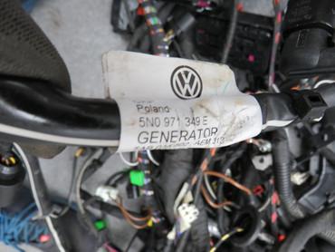 06J971595BT Original Motorkabelbaum 2,0 TSi CCTA CAWB Automatik VW Tiguan 5N – Bild 2