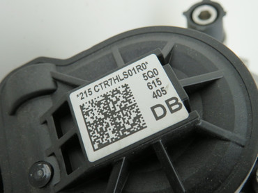 5Q0615405DB Bremssattel hinten Parkbremse hinten links VW Golf 7 VII Audi A3 8V – Bild 3
