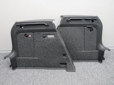 5N0867428R Original Kofferraum Verkleidungen schwarz rechts links  VW Tiguan 5N2 – Bild 1