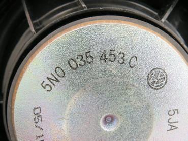 5N0035454B Original Lautsprecherset Hochtonlautsprecher Tiefton VW Tiguan 5N – Bild 4