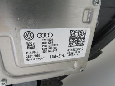 517941033B Original Xenon Scheinwerfer links komplett LED TFL VW Golf Sportsvan – Bild 4