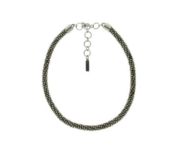 Collier im Altsilberlook - 1060-CO - nickelfrei