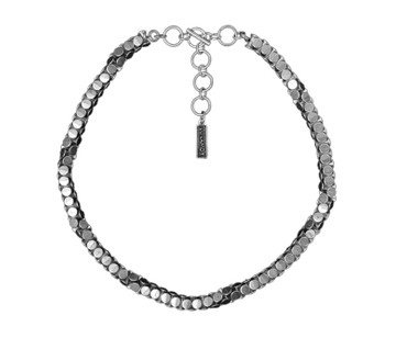 Special_2017, Collier im Altsilberlook - 1062-CO - nickelfrei