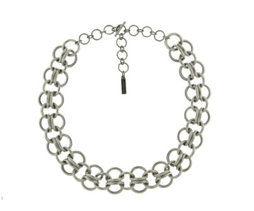 Collier im Altsilberlook - 1252-CO - nickelfrei